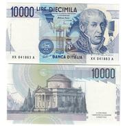 10000 Lire Alessandro Volta Serie Sostitutiva XK 1998 Fds  LOTTO 1677 - [ 2] 1946-… : Républic