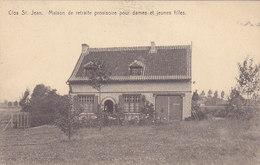 Clos St Jean. Maison De Retraite Provisoire Pour Dames Et Jeunes Filles (animation, 1949) - Leuven