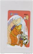 China Tintin Kuifje 2008 Telefoonkaart Telecarte PHONECARD Tarjeta Telecard TELEFONKARTE - BD