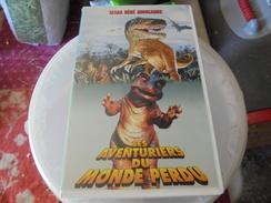 Les Aventuriers Du Monde Perdu - Action, Aventure