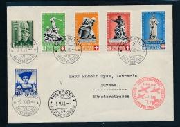 Schweiz -Feldpost   Luftpost Netter Beleg    (t2312   ) Siehe Scan