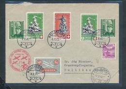 Schweiz - Feldpost Luftpost Netter Beleg    (t2317   ) Siehe Scan