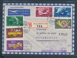 Schweiz -  Luftpost Netter Beleg   (t2332   ) Siehe Scan