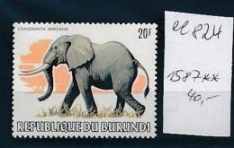 Burundi Nr. 1587    **    (ee824    ) Siehe Scan