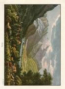 Sils Veritable Gravure De 1938 R.Bodmer (23cm X 16 Cm) Bon Etat - GR Grisons