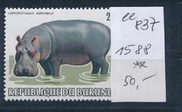 Burundi Nr. 1588  **    (ee837    ) Siehe Scan