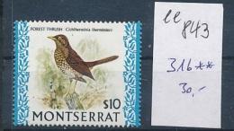 Montserrat Nr. 316     **    (ee843    ) Siehe Scan