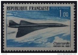 PA N° 43 - X X - ( F 537 ) - ( Concorde ) - Poste Aérienne