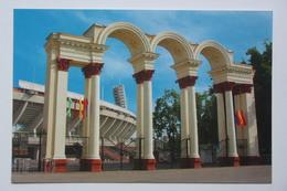 "BELORUSSIA. MINSK. ""DINAMO""  Stadium -stade - Modern Postcard - Stades"