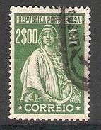 004344 Portugal 1926 Ceres 2$00 FU Perf 14 - Usati