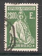 004345 Portugal 1926 Ceres 2$00 FU Perf 14 - Usati