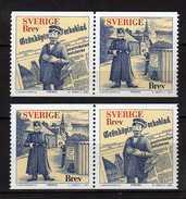 Sweden  2002 The 100th Anniversary Of The Swedish Satire Paper Grönköpings Veckoblad.MNH - Sweden