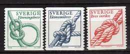 Sweden  2003 Knots.MNH - Sweden