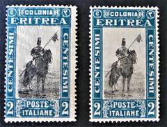 LANCIER 1930 - NEUFS * - YT 144 - Erythrée