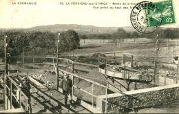 N°30790 -cpa La Ferrière Aux Etangs -sté Des Mines De Denain Et Anzin- - France