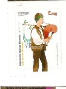 Portugal ** Europe, CPTE Madeira, Traditional Instruments, Gaita De Foles Mirandesa 2017 (9790) - Europa-CEPT