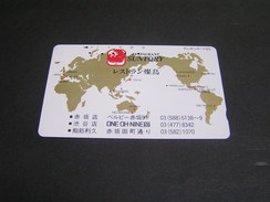JAPAN Phonecards.