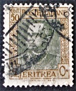 VICTOR EMMANUEL III 1931 - OBLITERE - YT 191 - Erythrée