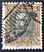 VICTOR EMMANUEL III 1931 - OBLITERE - YT 191 - Eritrea