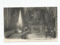 Cp , 21 , Abbaye De LA BUSSIERE SUR OUCHE , Vierge - Francia