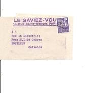 France ( Préoblitéré 119 Sur Bande Journal à Voir)
