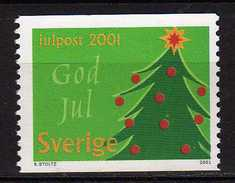 Sweden 2001 Merry Christmas.Navidad.MNH - Sweden