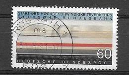 BRD  1991  Mi 1530  Start Des Hochgeschwindigkeitsverkehrs