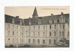 Cp , 85 , CHAVAGNES EN PAILLERS , Communauté , Vierge - Frankreich
