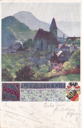 AUSTRIA - NEUNKIRCHEN, PITZ AM DONAU, SUDMARK KARTE NO.185 - Neunkirchen