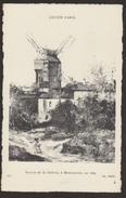 D 75 - ANCIEN PARIS - 493 - Moulin De La Galette à Montmartre En 1865 - France