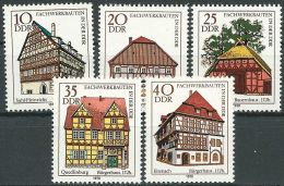 DDR 1978 Mi-Nr. 2294/98 ** MNH