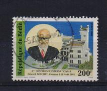 Benin , 200 Francs, Edward Bouchet, Vfu