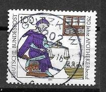 BRD  1990  Mi 1490  750 Jahre Apothekerberuf