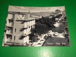 Cartolina Viserba - Viale Dati 1964 - Rimini