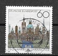 BRD  1991  Mi 1491  750 Jahre Hannover