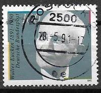 BRD  1991  Mi 1494  100. Geburtstag Von Walter Eucken