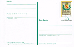 Deutschland 1978 - Tag Der Briefmarke: Weltbewegung Philatelie - BRD