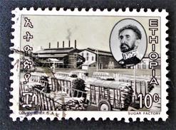 SUCRERIE 1965 - OBLITERE - YT 447 - MI 505 - Etiopia