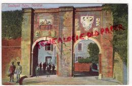GIBRALTAR- SOUTHPORT GATES - 1916 - Gibraltar