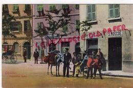 GIBRALTAR- VEGETABLES SELLER - J. ROSCOE - 1917 - Gibraltar