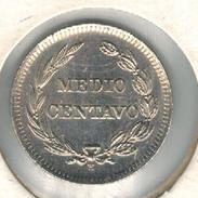 Ecuador 1/2 Centavo 1909, AUNC, RARE!!!