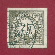 Hungría - 2 Kr - 1868 - Ungarn