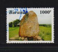 Burundi 2007, 1000 Francs, Rock, Minr 1902, Vfu. Cv Undetermined