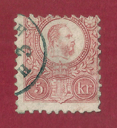 Hungría - 5 Kr - 1871 - Ungarn