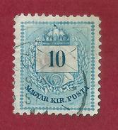 Hungría - 10 Kr - 1874 - Ungarn