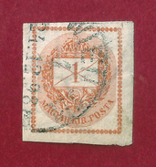 Hungría - 1 Kr - 1874 - Used Stamps