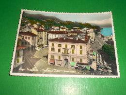 Cartolina Lago Maggiore - Verbania Intra - Panorama 1956 - Verbania