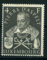 LUXEMBOURG  ( POSTE ) :Y&T N°  475  TIMBRE  NEUF  SANS  TRACE  DE  CHARNIERE  , A  VOIR .