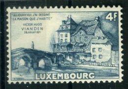 LUXEMBOURG  ( POSTE ) :Y&T N°  472  TIMBRE   NEUF  SANS  TRACE  DE  CHARNIERE  , A  VOIR .