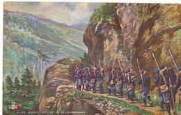 C Oorlog 14/18 Guerre 14/18 Chasseurs Alpins - Guerre 1914-18